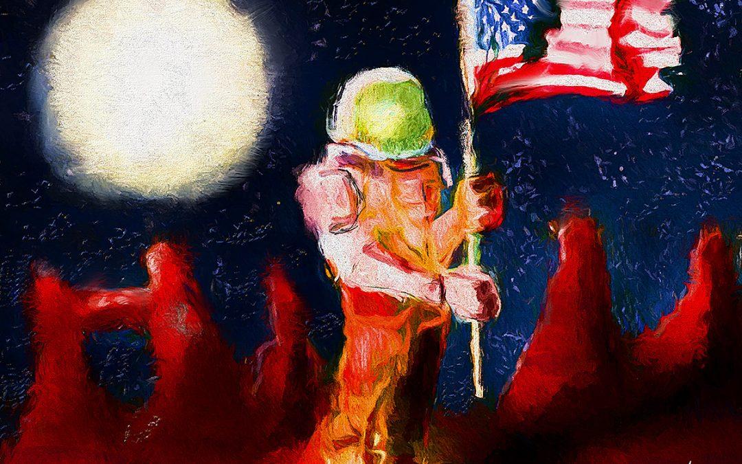 2016 07 23 Astronaut on Mars sm